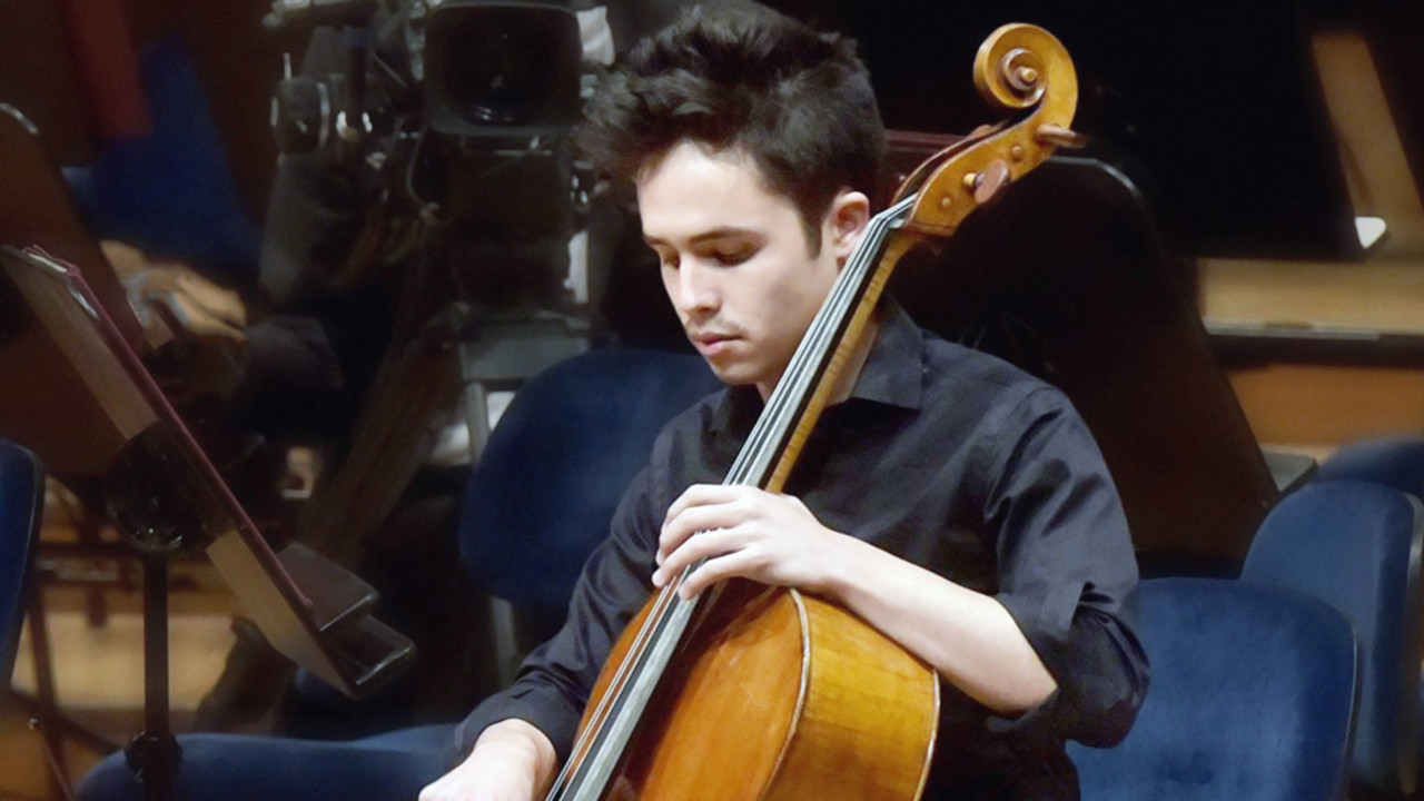 Jay Campbell, cello