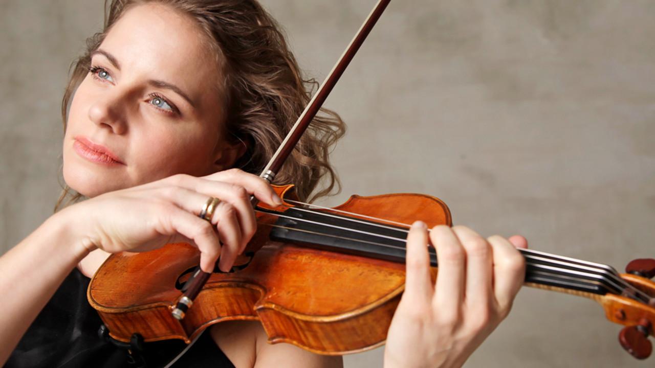 Julia Fischer, solo violin