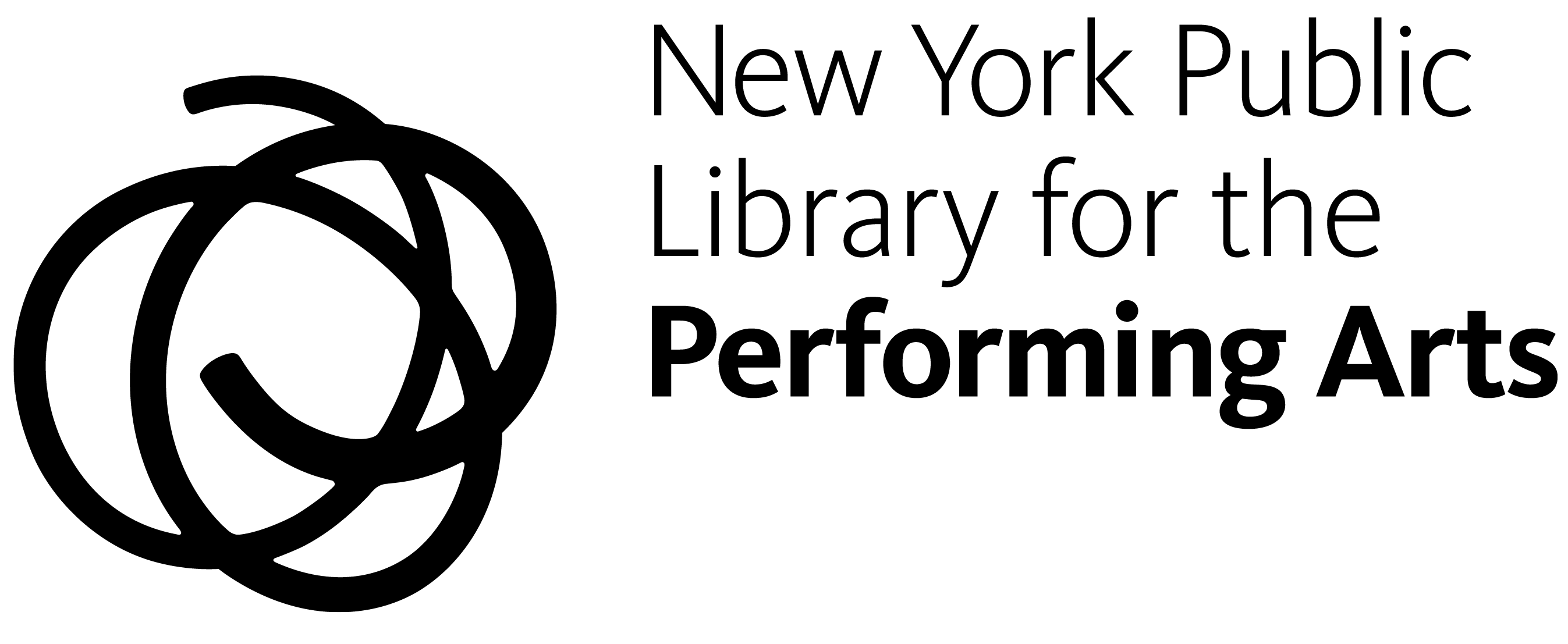 The New York Public Library for the Performing Arts logo