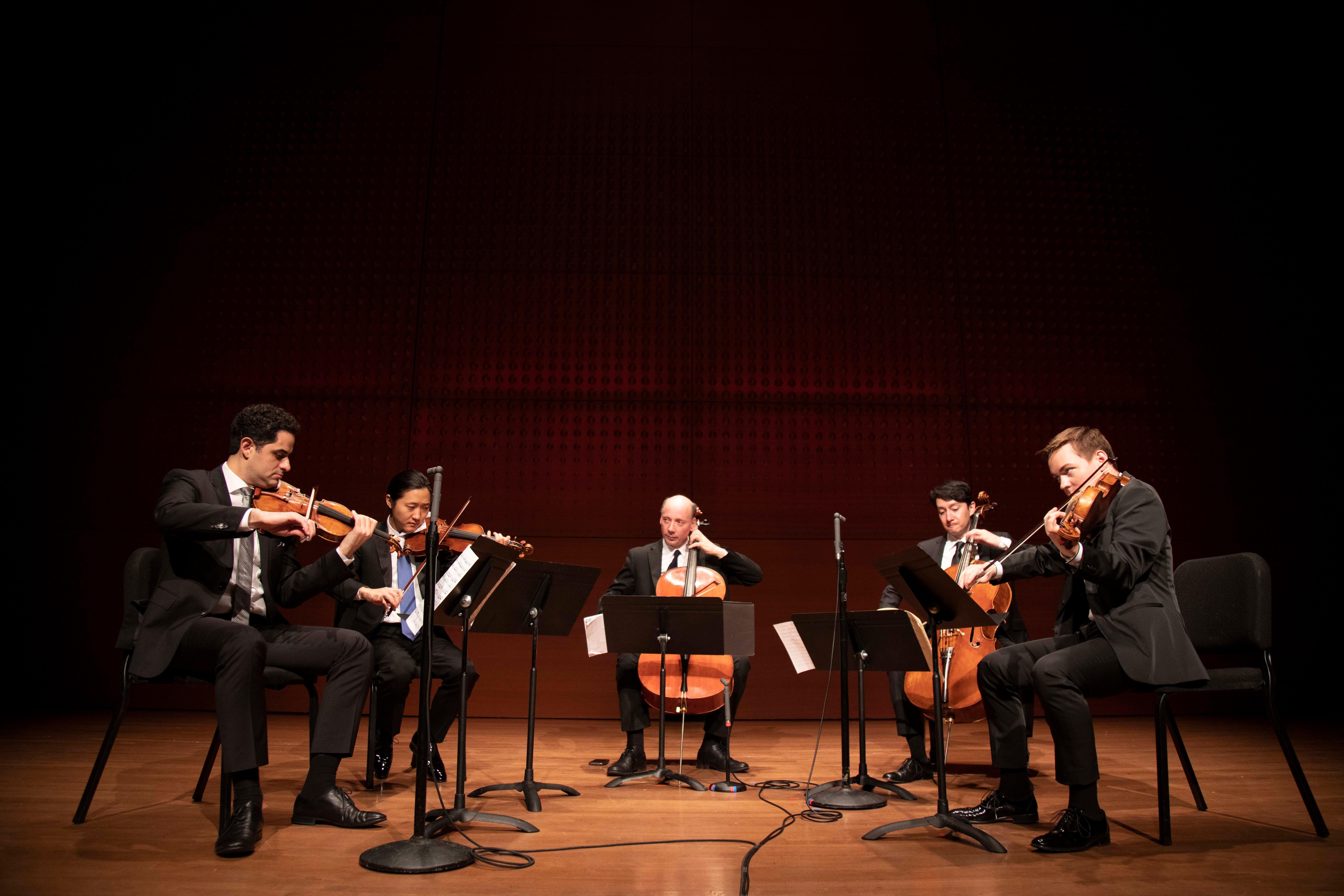 Schubert's Cello Quintet