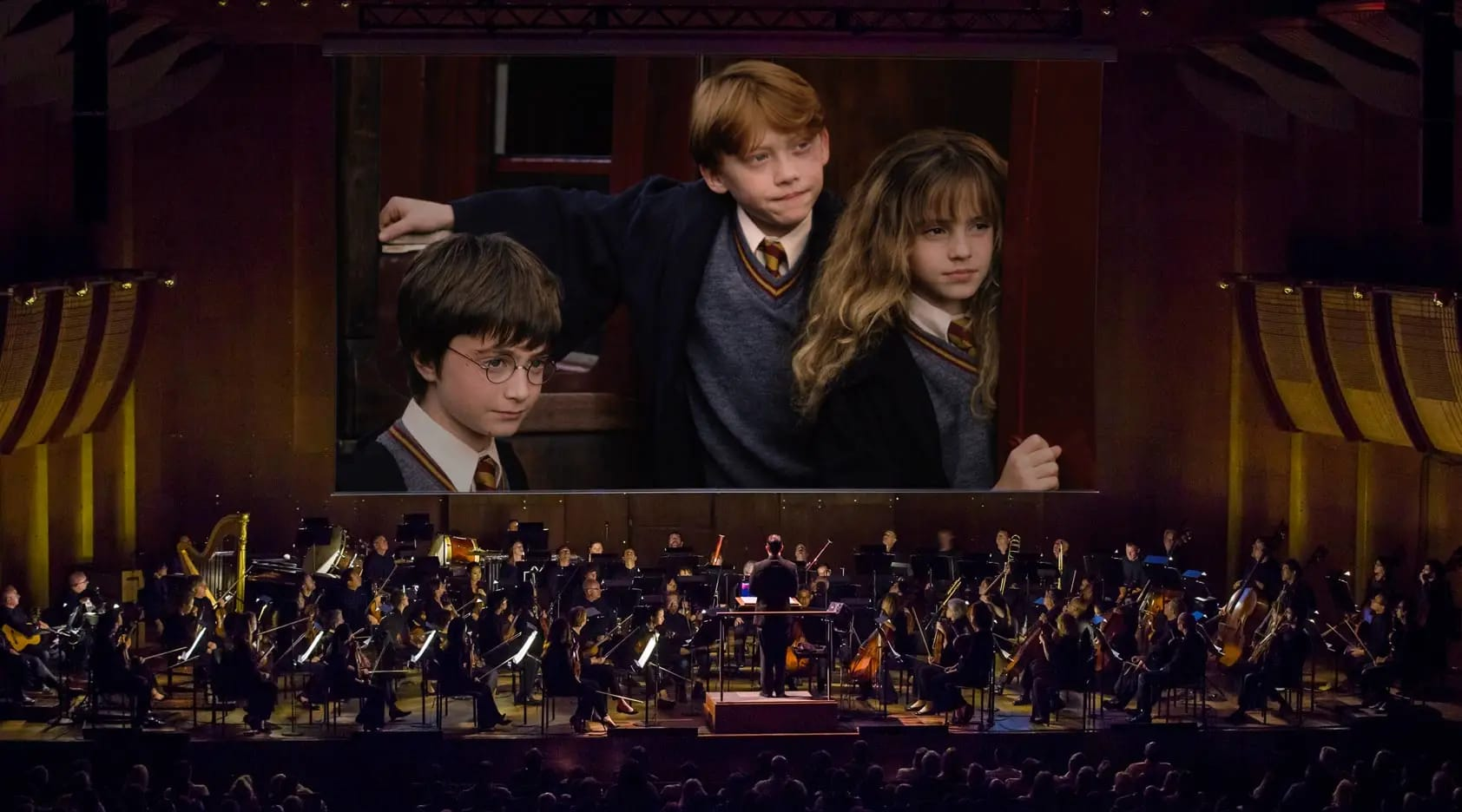 The New York Philharmonic performs Harry Potter and the Sorcerer's Stone™ in Concert