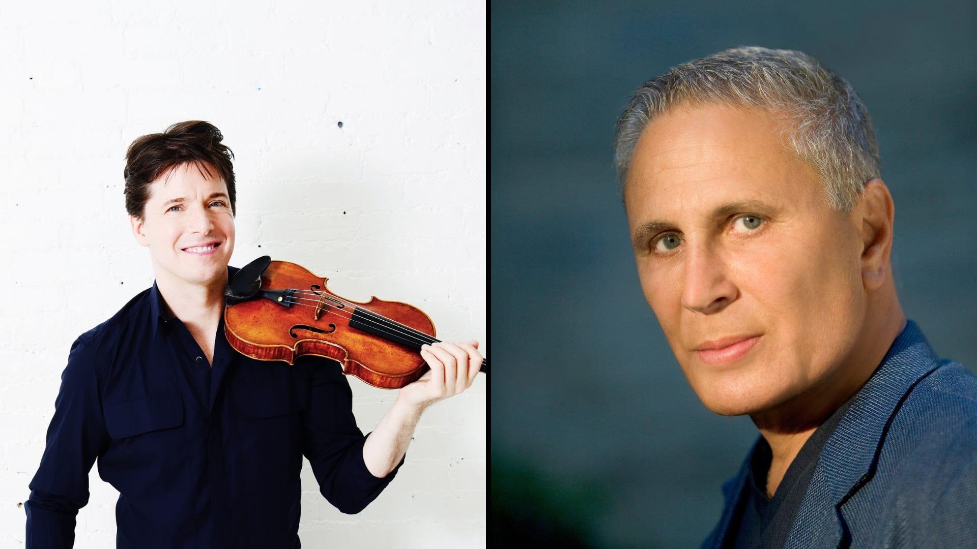 Josh Bell & John Corigliano