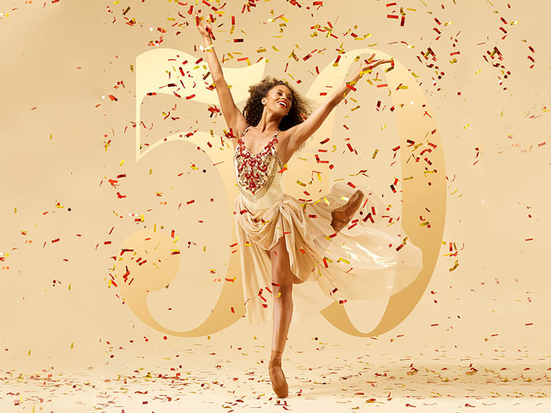 Amanda Smith, Dance Theatre of Harlem