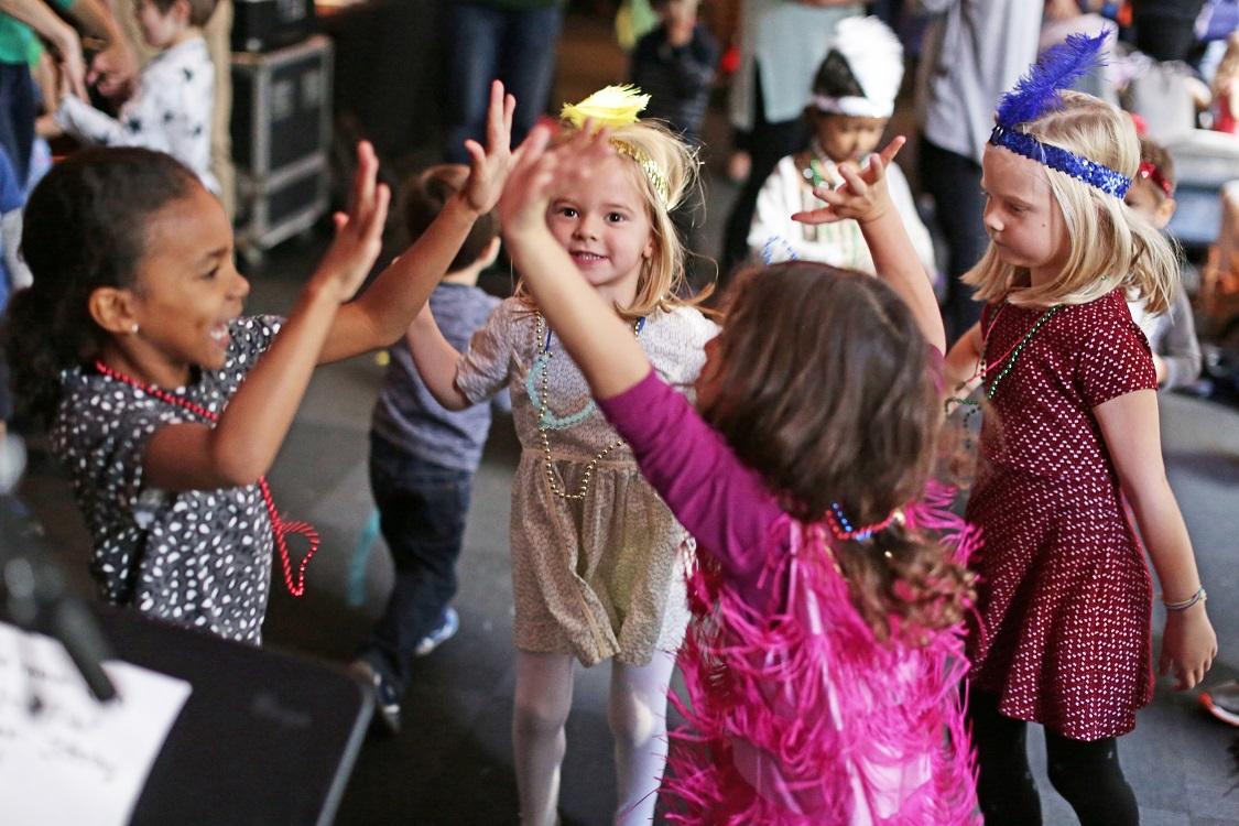 Lincoln Center Halloween Event 2020 Kids
